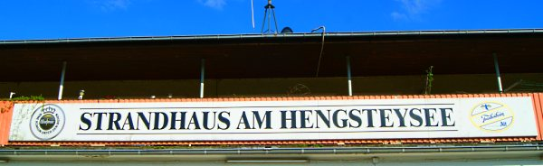 Stranshaus am Hengsteysee